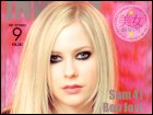 Avril Lavigne in InRock Magazine